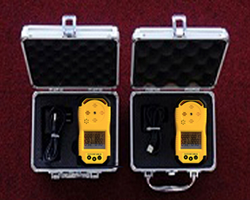 CD4型多参数气体测定器