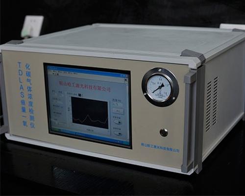 TDLAS痕量气体浓度检测仪